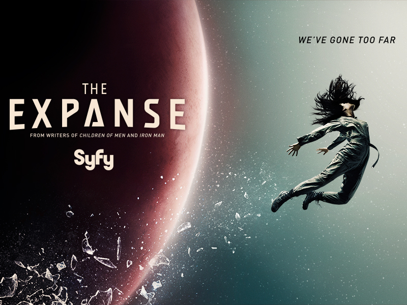 TheExpanse gone too far